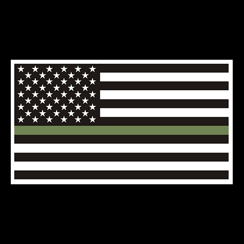 Green Line - Military (MIL55)