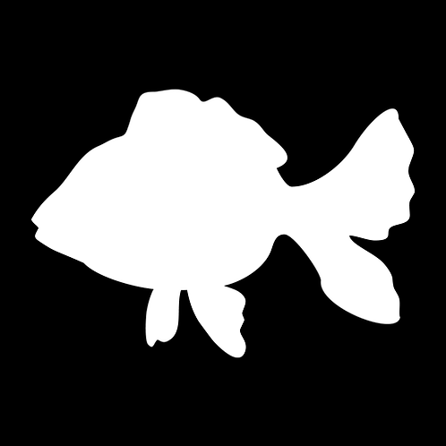 Goldfish Silhouette 1 (PAF2)