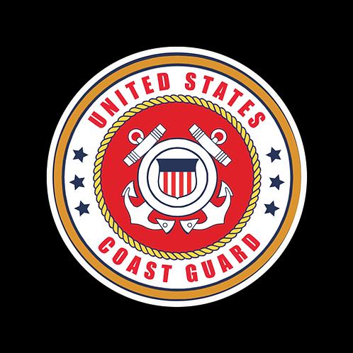 U.S. Coast Guard Seal (CG9)