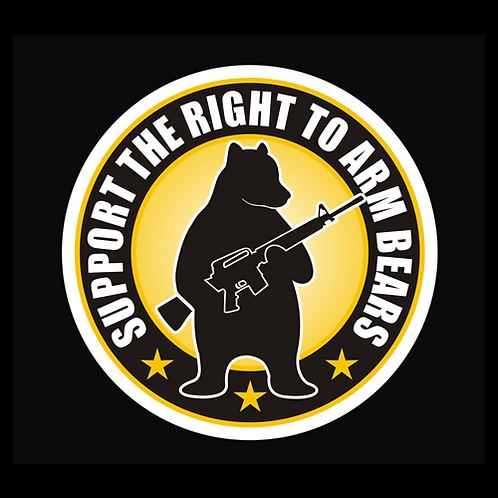 Support The Right To Arm Bears (G347)