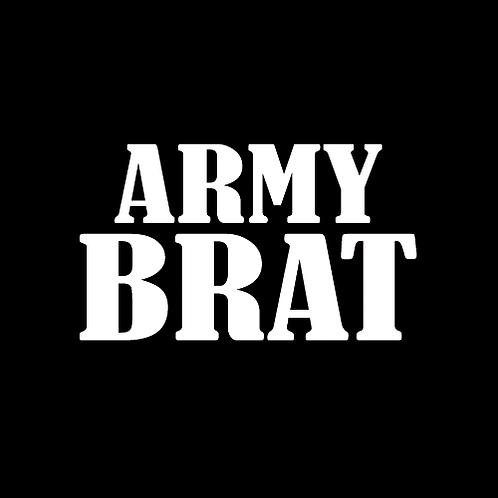 Army Brat (A5)