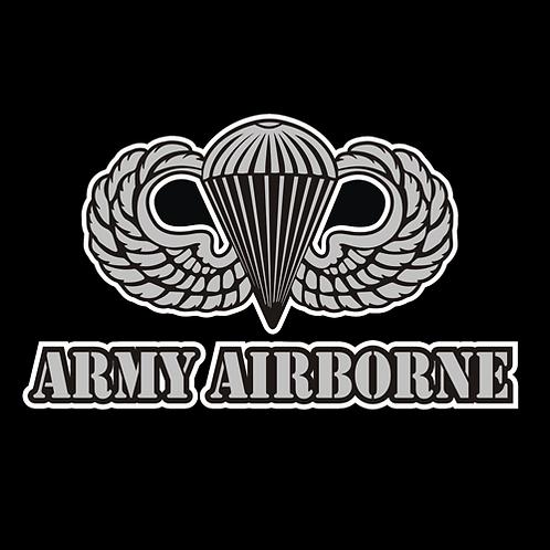 Army Airborne Parachutist Badge (A37)