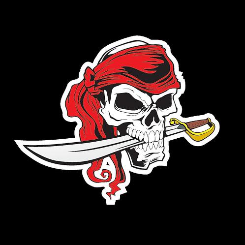 Pirate Skull (SK1)