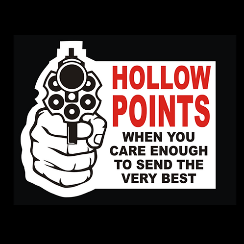 Hollow Points (G290)