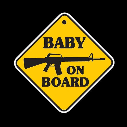 Baby On Board - AR (G197)