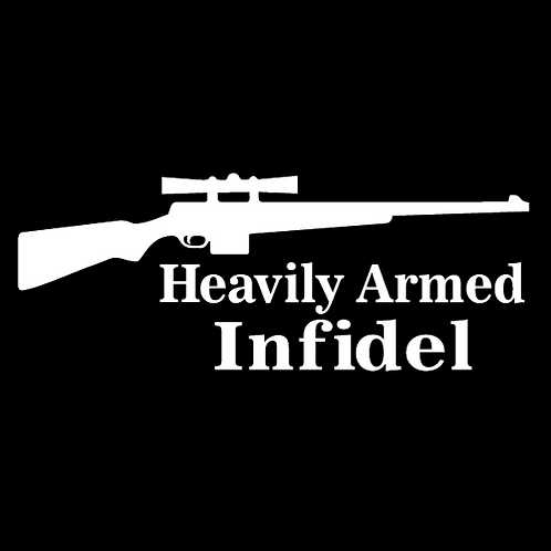 Heavily Armed Infidel - Sniper Rifle (G31)