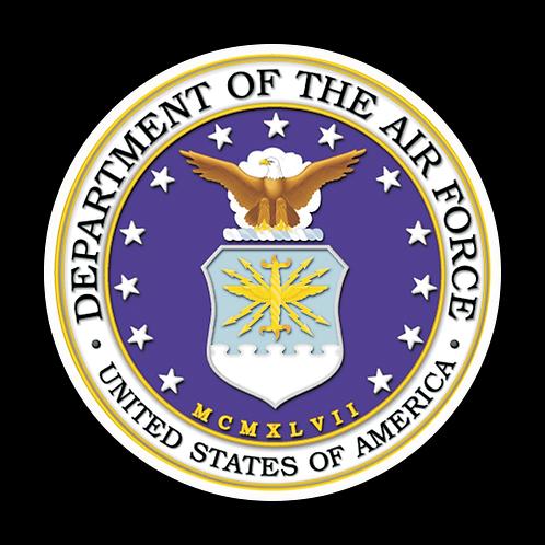 Department of Air Force Seal (AF7)