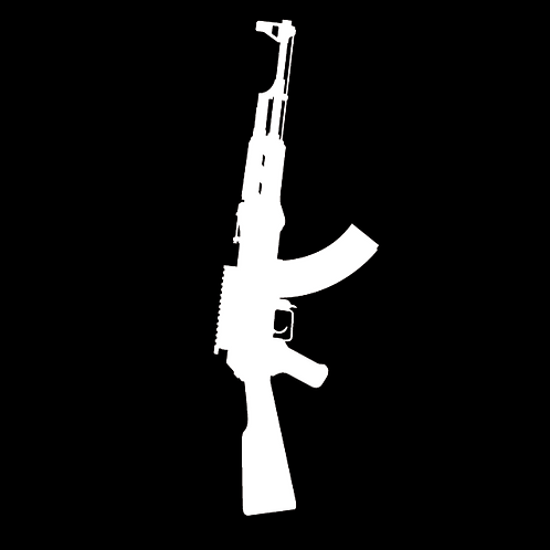AK-47 Silhouette (G185)