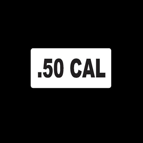 .50 CAL (AM13)