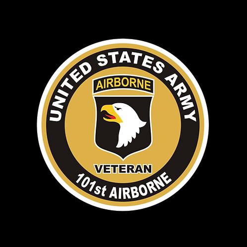 U.S. Army Airborne 101st Division Veteran (A41)