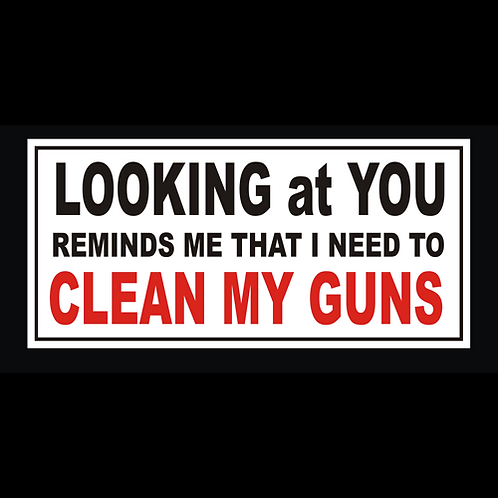 Looking At You - Clean My Guns (G217)
