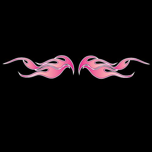 Pink Flames (FL17)