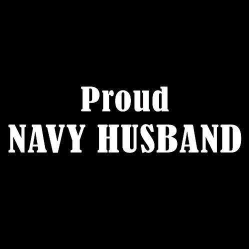 Proud Navy Husband (N4)
