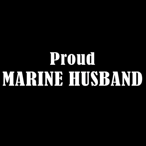 Proud Marine Husband (M4)
