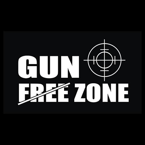 Gun Zone - White (G128A)