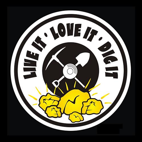 Live It, Love It, Dig It (AU3)
