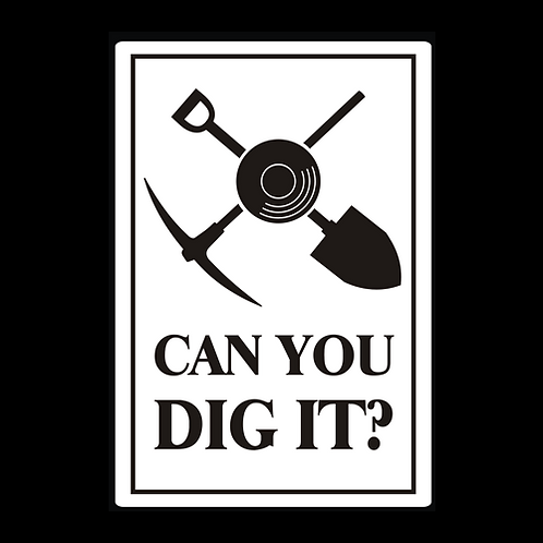 Can You Dig It? (AU11)
