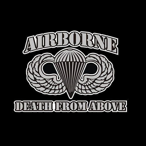 Army Airborne - Death From Above (A38)