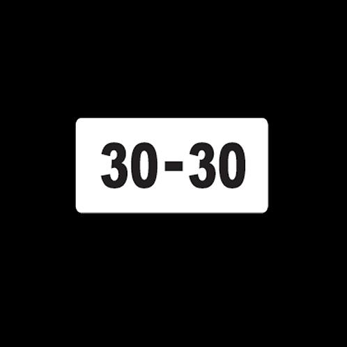 30-30 (AM23)