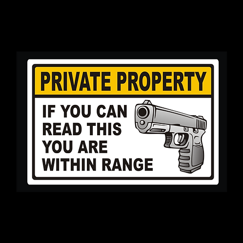 Private Property (G355)