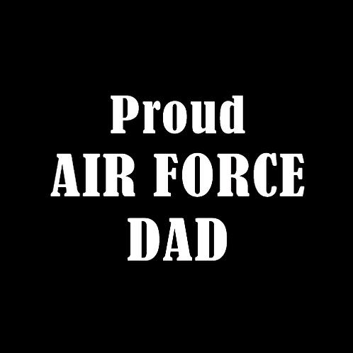 Proud Air Force Dad (AF3)