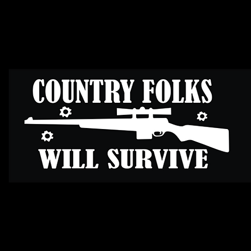 Country Folks Will Survive (G214)