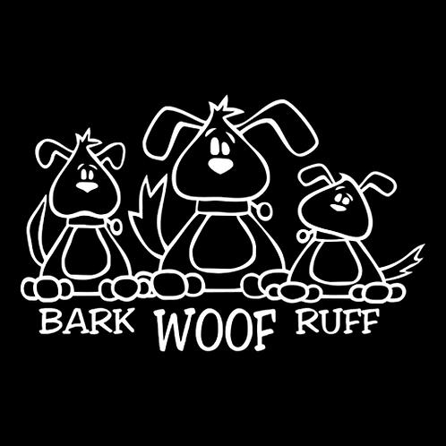 Bark Woof Ruff (PD16)
