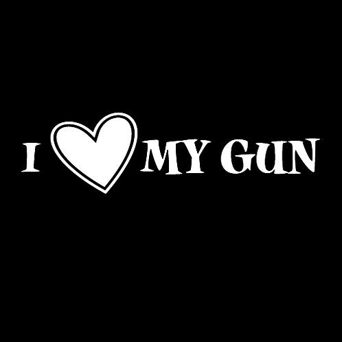 I Love My Gun (G16)