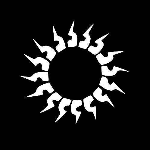 Tribal Style Sun (FL13)