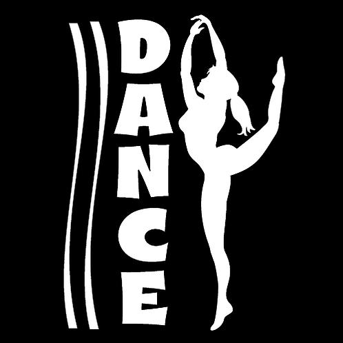 Ballet Dance - With Lines (DA3)