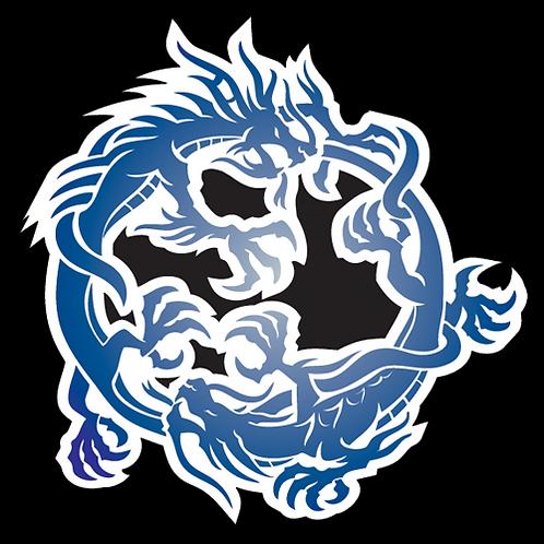Blue Dancing Dragons (AN31)