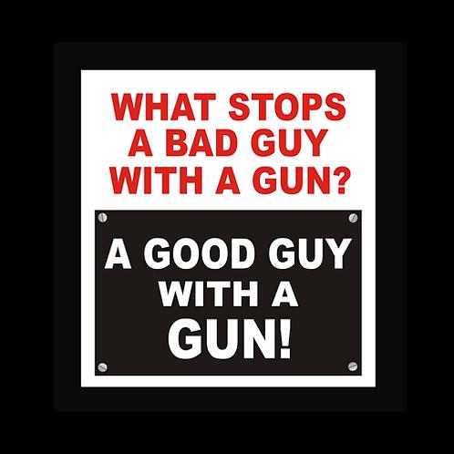 Bad Guy, Good Guy (G248)
