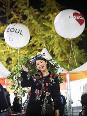 서울시 I.SEOUL.U 1주년 행사 왕홍 초청 및 홍보 프로젝트 운영