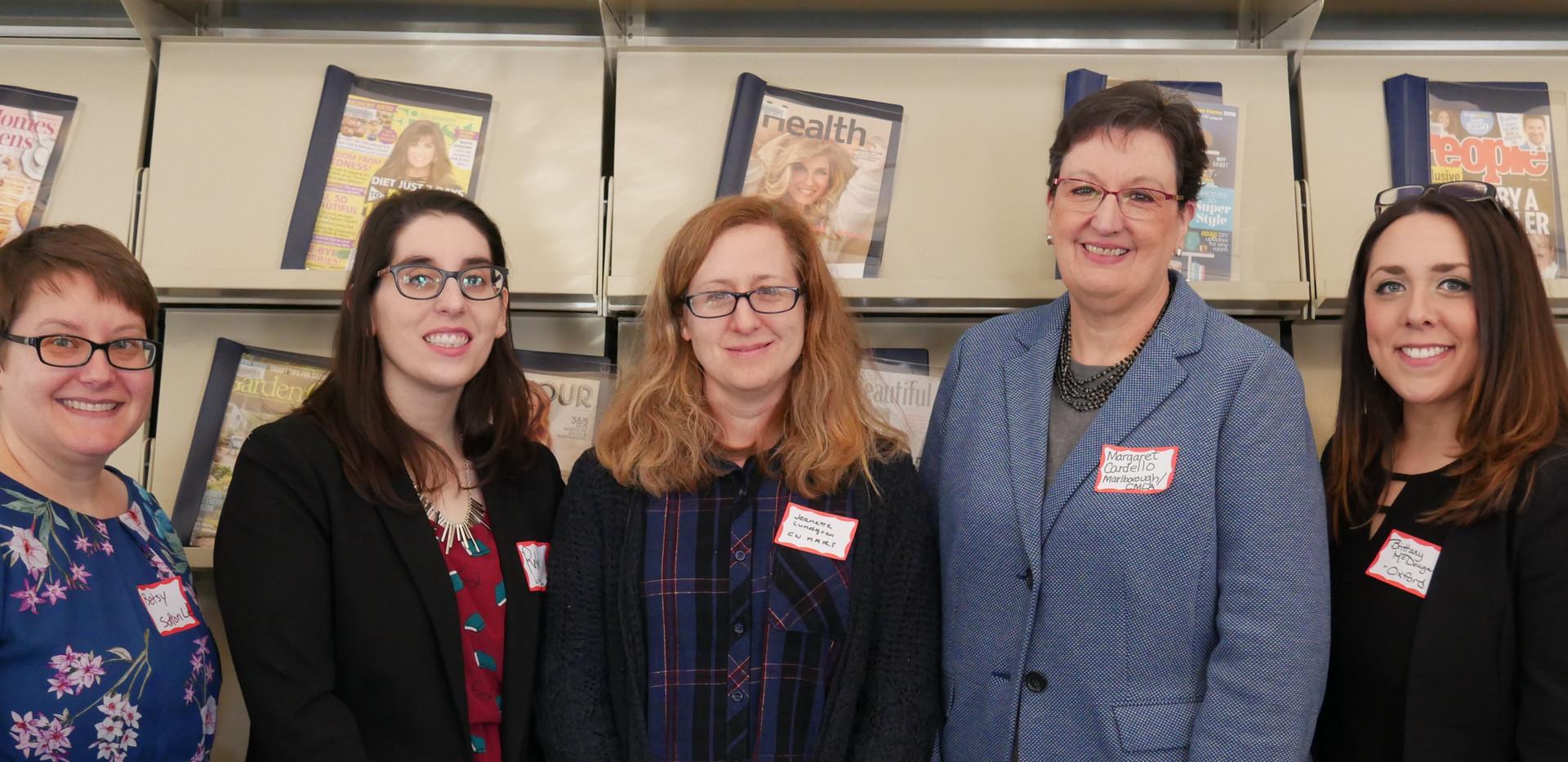 Legislative Breakfast  Millbury Public Library, Millbury, MA  February 1, 2019