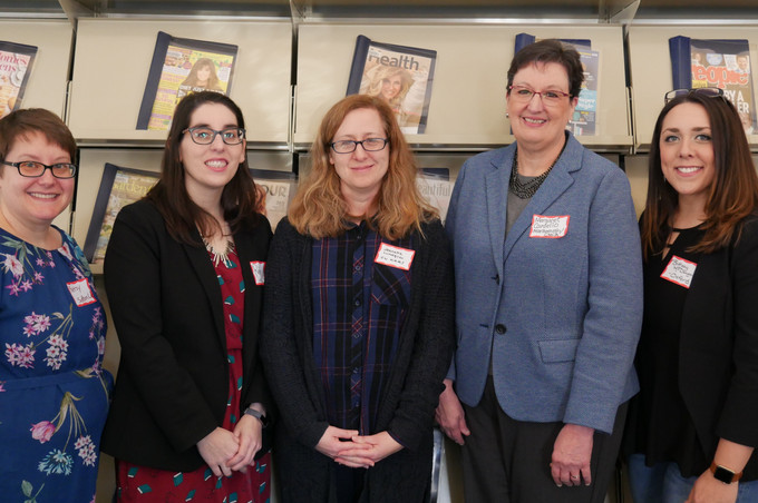 Legislative Breakfast  Millbury Public Library, Millbury, MA  February 1, 2019