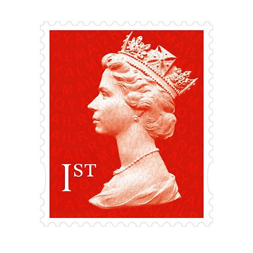 1st Class Stamp Royal Mail