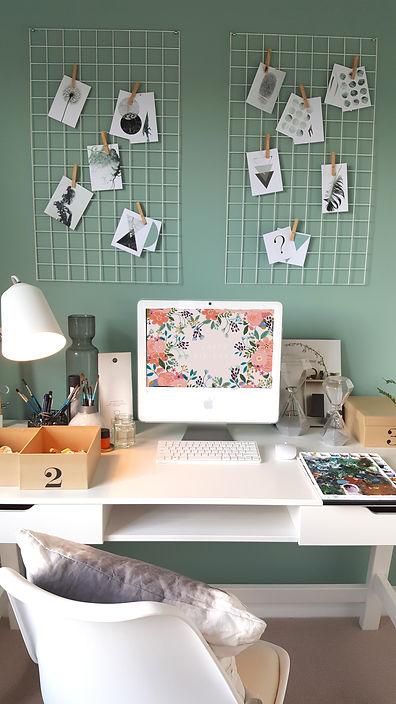 Design studio pink pen studio
