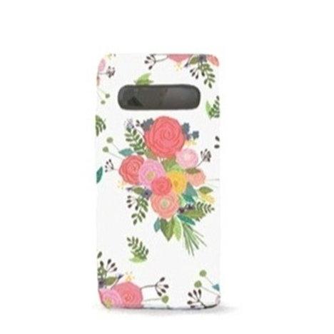 Rose Bouquet Print Galaxy S10