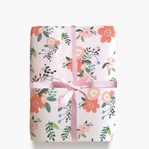 Heidi Gift Wrap 3 Sheets