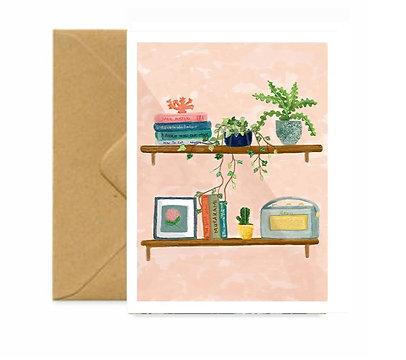 Books & Plants