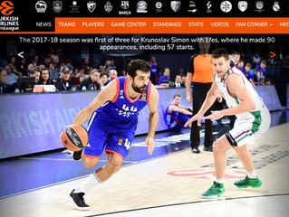 Euroleague Son 20 Sezon En İyi Fotoğraflarında TURKPIX İmzası