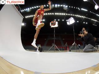 Türkiye'nin ilk ve tek spor fotoğraf ajansı ve tam donanımlı #MediaDay ekibi Galatasaray çekimle