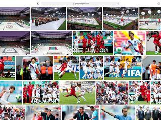 Dünyaca ünlü fotoğraf ajansı Getty Images üzerinde 12,500 kareye ulaştık.