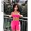 Thumbnail: Crop Tops and Biker Shorts  Matching Sets