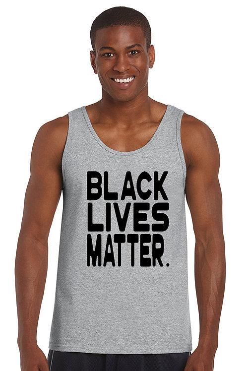 Men's Tank Top Black Lives Matter