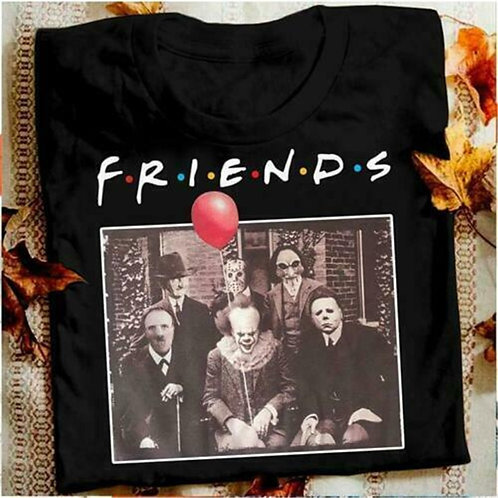 Horror Friends T-Shirt