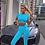 Thumbnail: Tracksuits Women 2 Piece Set Legging Sportswear Sports Suit