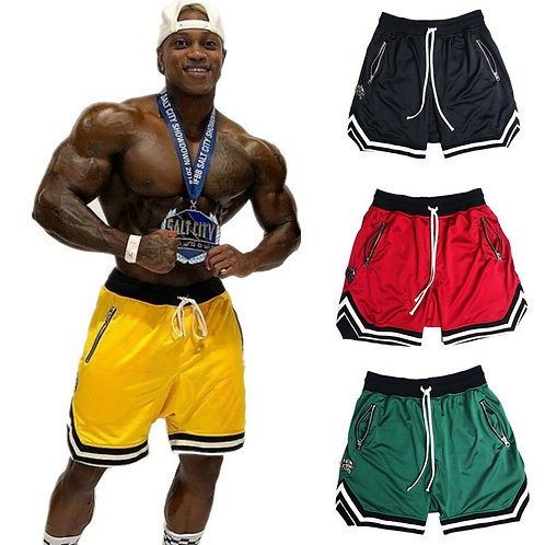 Mens Gym Fitness Shorts