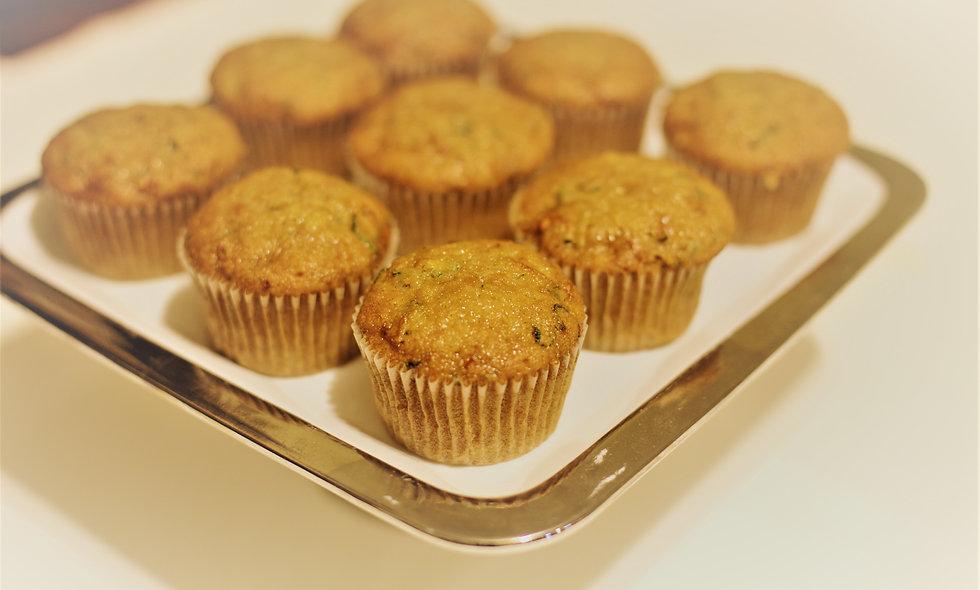 Zuchinni Muffin