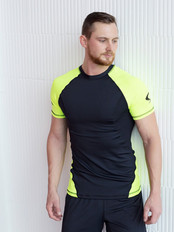 Strongbody Duo collection black & yellow